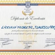 Diploma-Excelenta